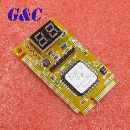2//4 Bit 3 in1 PCI PCI-E PC Analyzer Diagnostic Card USB Card POST Card NEW