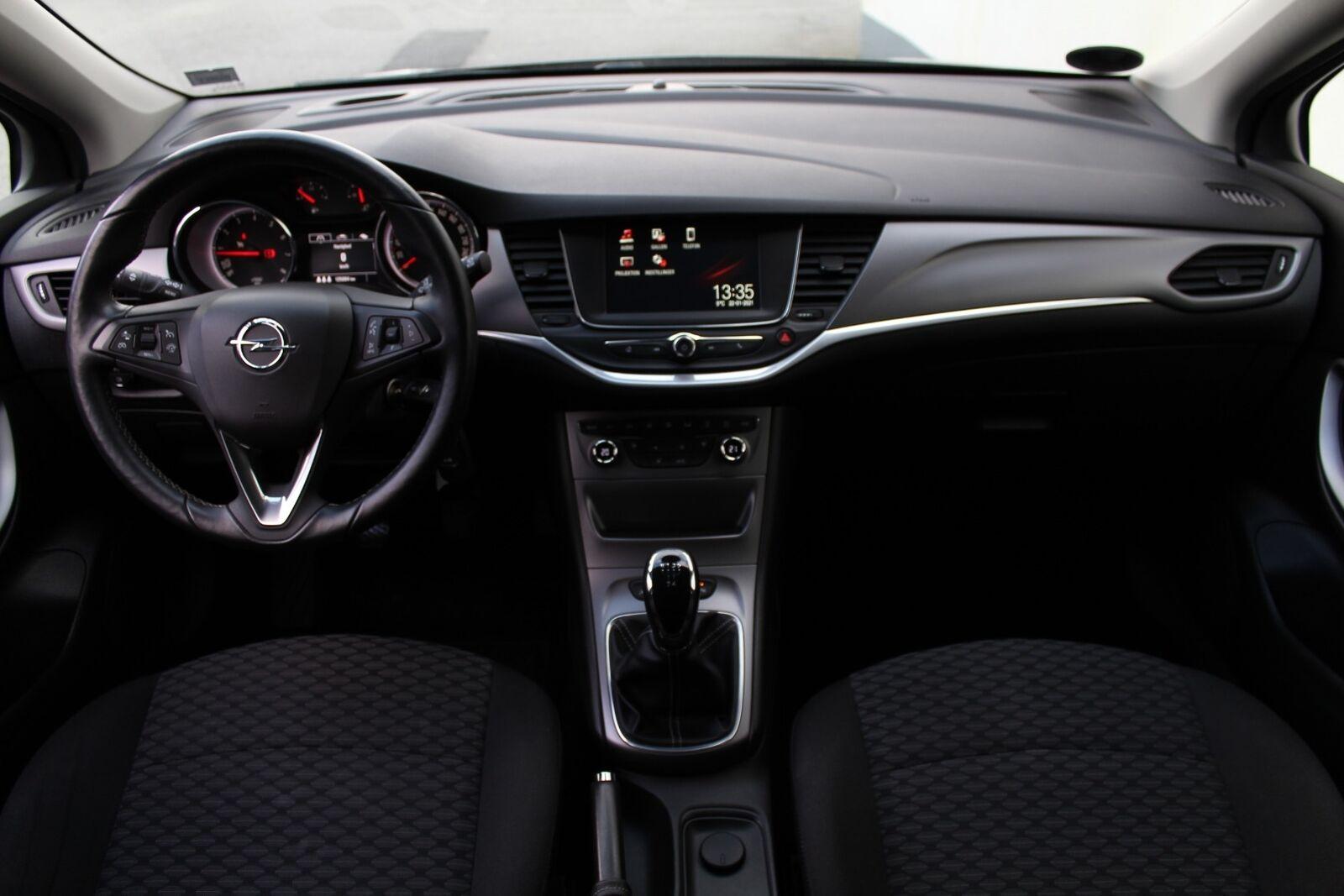 Opel Astra 1,0 T 105 Enjoy Sports Tourer - billede 6