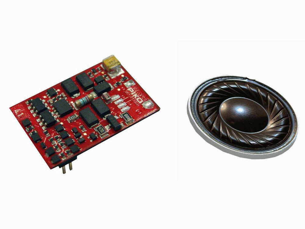 Piko 56421 digital descodificador Smart descodificador 4.1 plux22 Sound con altavoces para Tgk