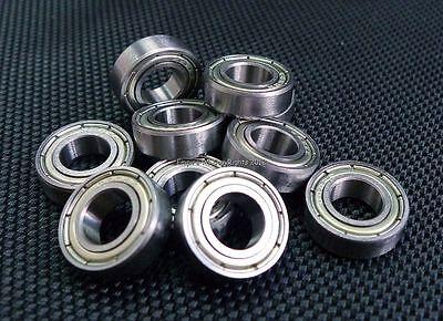 Metal Shielded Ball Bearing Bearings 8*16*5 MR688zz 8x16x5mm 688zz 50 Pcs