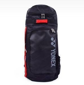 YONEX-Stand-Backpack-Racket-Tennis-Badminton-Rucksack-Sports-Red-NWT-BAG8722EX