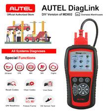 Autel Obdii Obd2 Code Reader Diaglink Diy Version Of Md802 All System Oil Reset