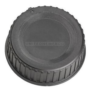 New-Black-Lens-Rear-Cap-Cover-Protector-for-All-Nikon-DSLR-SLR-Dust-Camera-LF-4