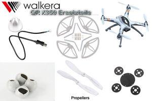 Walkera-TUNING-Repuesto-Crash-PARTES-PARA-QR-X350-Partes-QRX350-Partes-helice