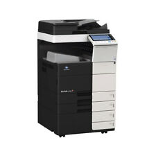 Konica Minolta Bizhub C454 A3 Color Mfp Printer Copier Scanner 45ppm