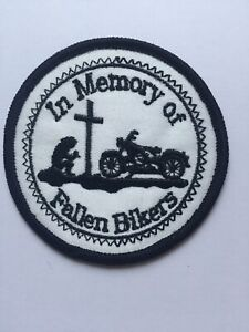 Embroidered Your Name Here Personalized Patch Badge Biker Mod Harley Scooter