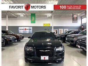 2019 Chrysler 300 300S AWD|NAV|ALPINE|ALLOYS|LEATHER|SUNROOF|SAFETEC