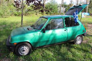Lot de Renault 5