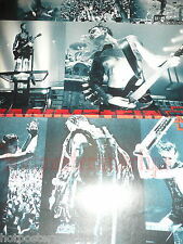 Cooles Rammstein Poster wow hot on the Stage live