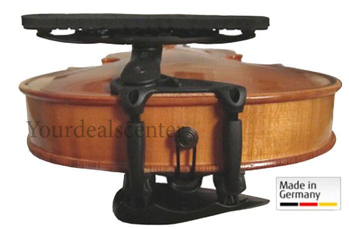 Wittner Isny Shoulder Rest for 3/4 Violin up to to to Viola  Adjustable Style 4f1d91