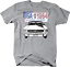 USA 1964 Ford Mustang American Muscle Mustang Country Custom T Shirt