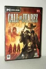 CALL OF JUAREZ GIOCO USATO PC DVD VERSIONE ITALIANA GD1 47337