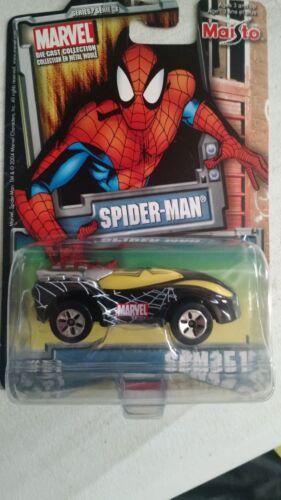Spider-Man Maisto Ultimate Marvel Die Cast Collection Series #3