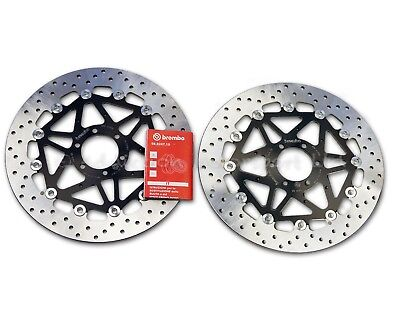 Brake Disc Floating Brembo Oro Front for Yamaha Yzf R1 1000 2007 /> 2014
