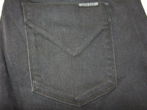Hudson Ny Jeans 30 Størrelse Skinny Finn Black Kvinders Heks Slim Hazel Fit Boy U41cUdrW