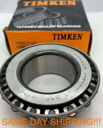 TIMKEN CONE HM803149 TAPERED ROLLER BEARING SAME DAY SHIPPING !!!