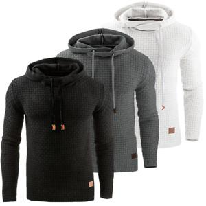 Winter-Men-039-s-Hoodie-Warm-Hooded-Sweatshirt-Coat-Jacket-Outwear-Jumper-Sweater