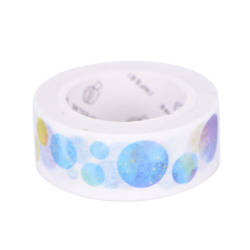 1.5cmX7m Cute Kawaii Flowers Masking Washi Tape Decora Scrapbooking Sticker 0cn