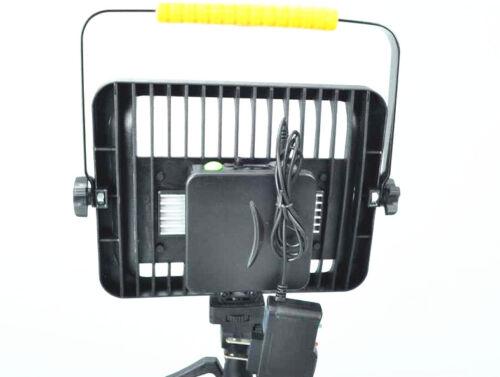 COB LED Arbeitsleuchte 50w Aufladbar tragbar Werkstattlampe 360°Schwenkbar W830