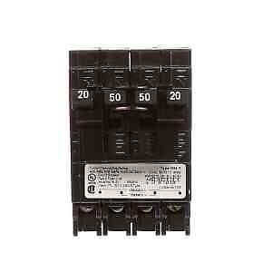 MURRAY//SIEMENS CT2  TWO 2 POLE QUAD BREAKERS