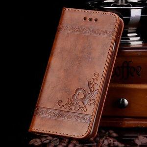 Luxury-Elegant-Shockproof-PU-Leather-Wallet-Flip-Case-Cover-for-iPhone-amp-Samsung
