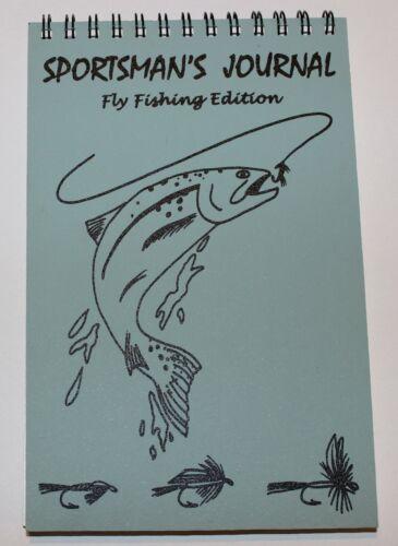 Sportsman/'s Journal Waterproof Notebook-Fly Fishing Edition