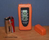 Digital Wood Moisture Meter Damp Wall Tester Home Inspection Tool Firewood Md816