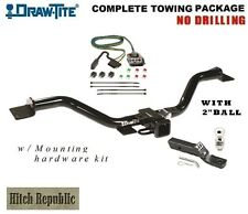 """Trailer Hitch Package  2"""" Ball for 13-17 Traverse, Enclave, 13-16 Acadia  75528"""