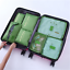 Packing-Cubes-Travel-Pouches-Luggage-Organiser-Clothes-Suitcase-Storage-Bag-7Pcs thumbnail 8