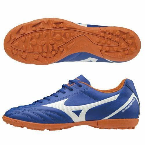 Mizuno Zapatos De Entrenamiento Fútbol monarcida Neo Ancho P1GD1925 Azul US10.5 (28.5cm)