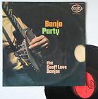 """Vinyle 33T The Geoff Love Banjos """"Banjo party"""""""