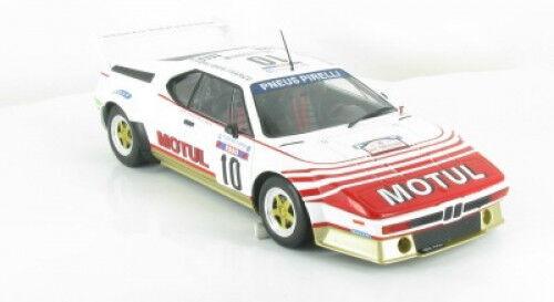1 18 bmw m1 rally no 48 1982 b _ Darniche