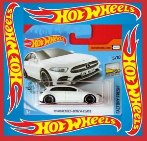 HOT-WHEELS-2019-039-19-MERCEDES-BENZ-A-Class-201-250-neu-amp-ovp
