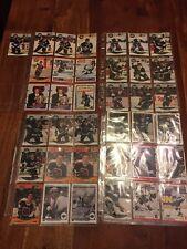 Lot Of 37 Vintage NHL Hockey Pro Set Trading Cards Gretzky Hrudey Marty (CN)