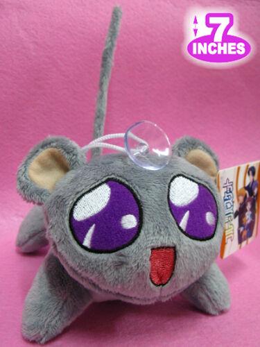 "Good Quality Cute 7/"" Fruits Basket Yuki Plush Animal Stuffed Rat Doll FBPL2008"