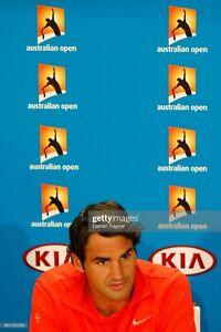 Veste Tennis Nike Roger Federer RF, Open d'Australie 2014, Taille M