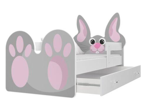 Cama Conejo Individual Infantil CAJÓN+COLCHÓN gratis Cama Colchones
