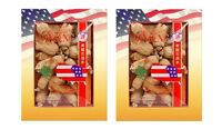 2 Boxs Hsu's Wi American Ginseng Root Cultivated Short Large 4 Oz 111-4