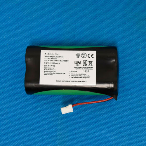 21CR19//65 X-Rite eXact SE15-46 Lithium Ion Rechargeable Battery Pack eXact Ser