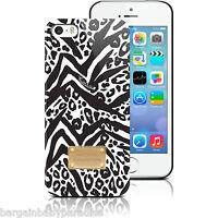 Macbeth Collection Celebrity Black Leopard Iphone 5s / 5 Case