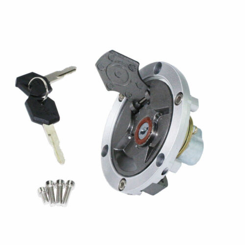 Fuel Gas Tank Cap Cover Lock Keys For KAWASAKI NINJA 250R EX250 2008-2012