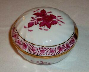 Jantezi Lux Hand Made Hungary Breakthrough Bowl Flowers Porcelain Hungary Herend Beautiful