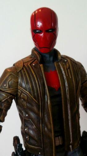 Marvel legends Custom Unpainted Headsculpt Cast Red Hood
