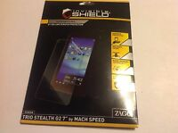 Zagg Invisibleshield Trio Stealth G2 7 By Screen Protector