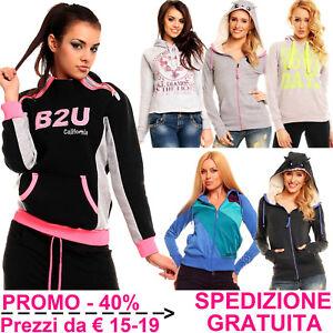 Felpa-con-Cappuccio-da-Donna-Giacca-in-Maglia-per-Fashion-Moda-Casual-Economica
