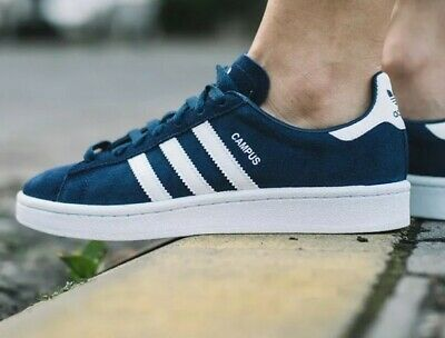 Women's Adidas Campus Trainers Boys