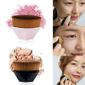 1-2Pcs-High-Density-Seamless-Foundation-Brush-BB-Cream-Powder-Makeup-Tools-Loose