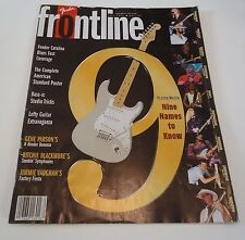Fender Frontline Guitar Magazine Fall 1997 Gear Products Guide