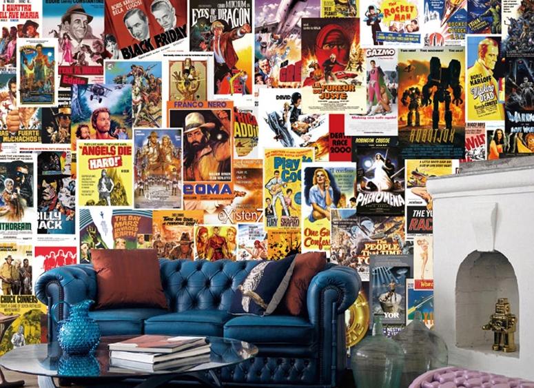3D Movie Posters 77 Wall Paper Murals Wall Print Wall Wallpaper Mural AU Kyra