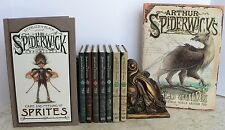 The SPIDERWICK Chronicle #1-5 Beyond 1&2 plus Field Guide + Care Feeding Sprites